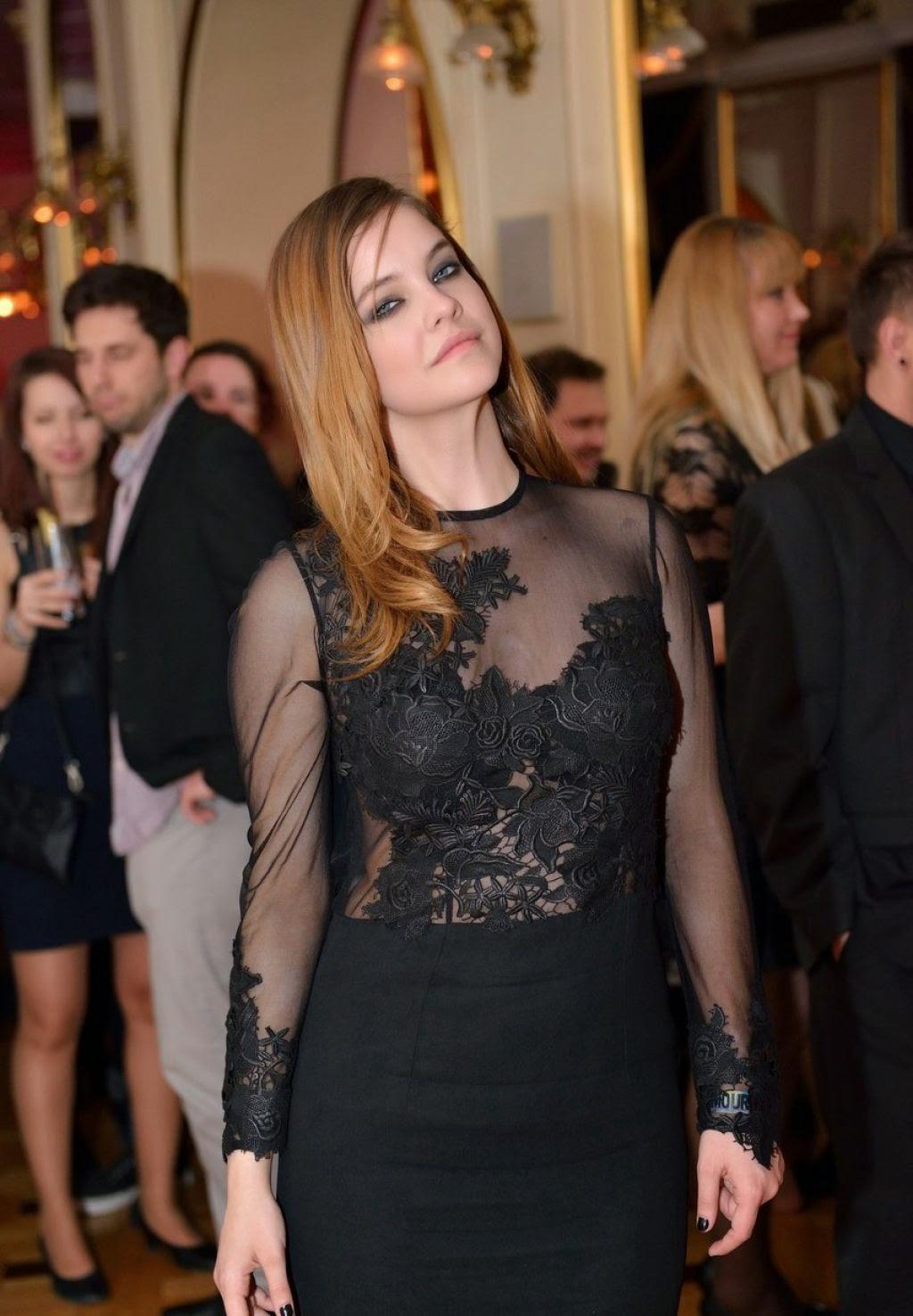 Barbara Palvin – 2015 Glamour Hungary Women