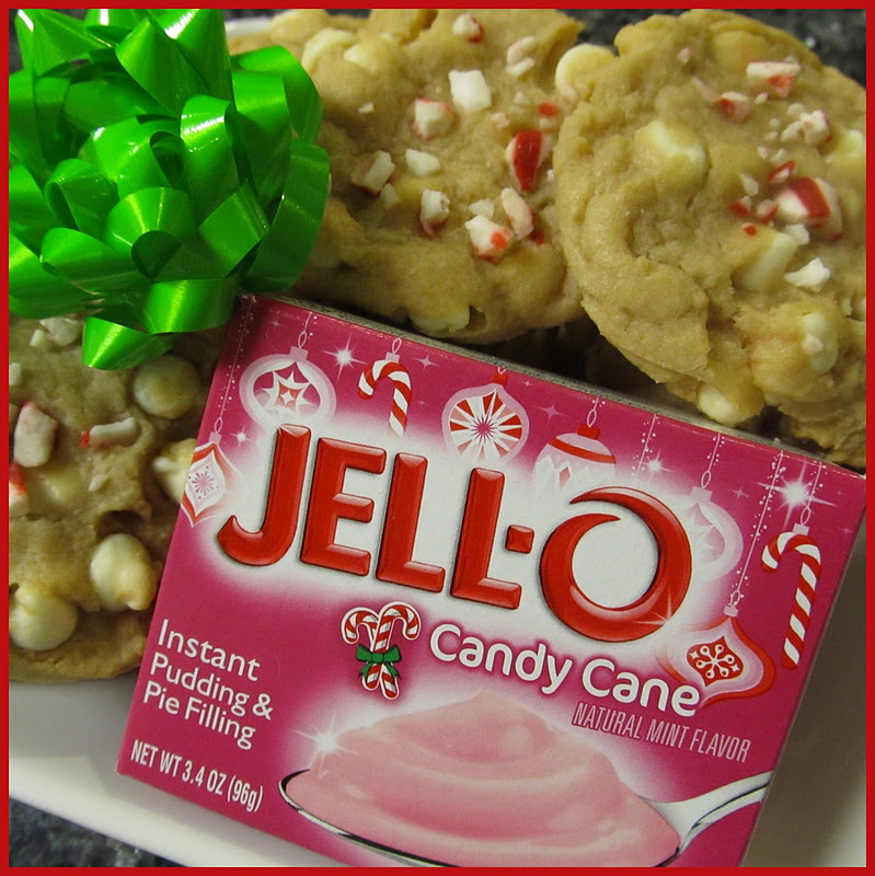 ... ! Make sure you watch for the Candy Cane pudding around the holidays