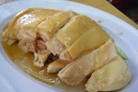 Resep Ayam Hainan