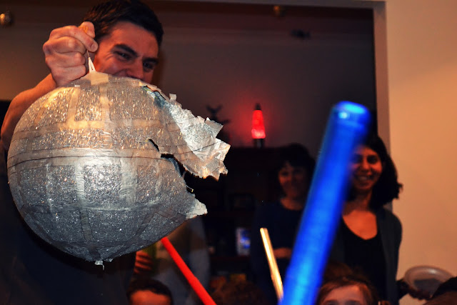 death star pinata