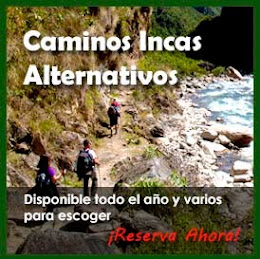 Caminos Incas Alternativos