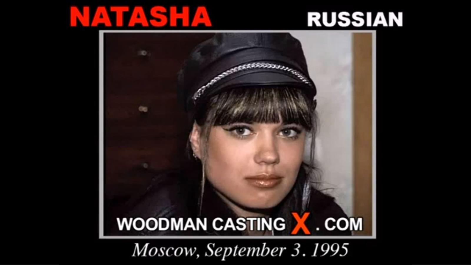 Смотреть онлайн русская наташа на кастинге вудмана 1 фотография