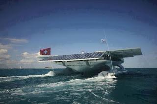 الطاقة الشمسية, تكنولوجيا الكهرباء, جديد التكنولوجيا, مراكب, أكبر مركب يعمل بالطاقة الشمسية