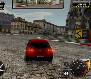 Jogo de Corrida Big City Racer