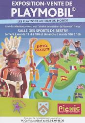 Expo-vente de Bertry les 4 et 5 mai 2013