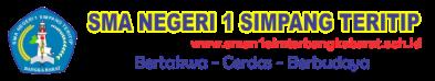 Website Resmi - SMA NEGERI 1 SIMPANG TERITIP - Maju Bersama Hebat Semua