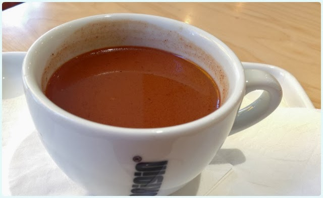Wahaca, London - Hot Chocolate