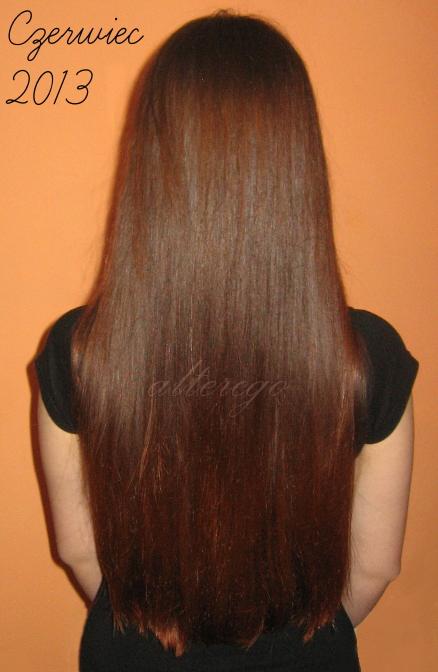 Aktualizacja włosów: Czerwiec