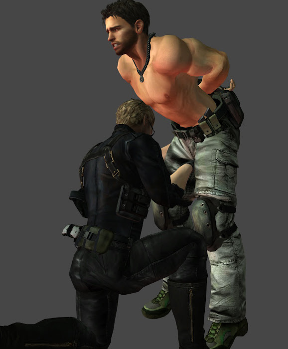 Wesker & Chris Gay & Bad Guys