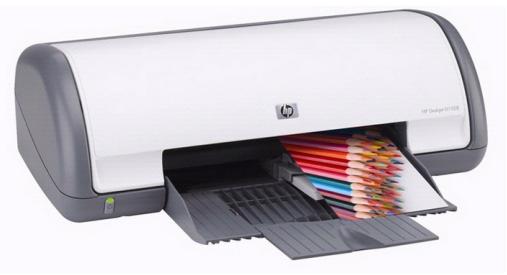 HP Deskjet D1560