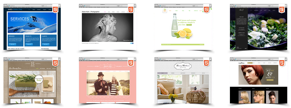 criar blog ou site na wix