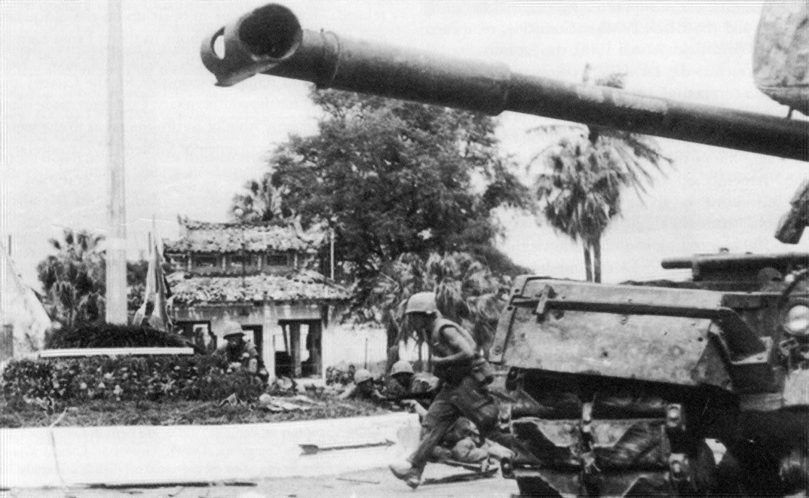 1968 The Tet Offensive Breaks Morale