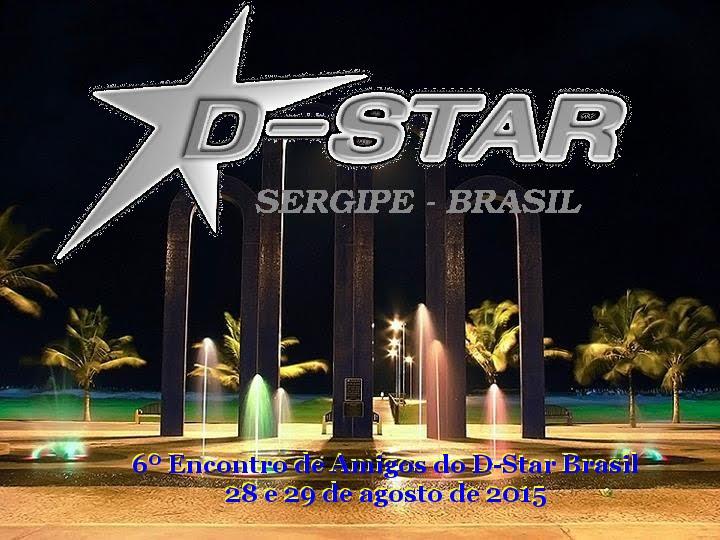 6ª ENCONTRO D-STAR - ARACAJU-SE