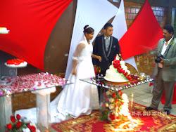Casamento de Evda