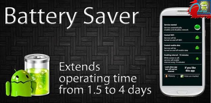 Battery Saver Donate apk