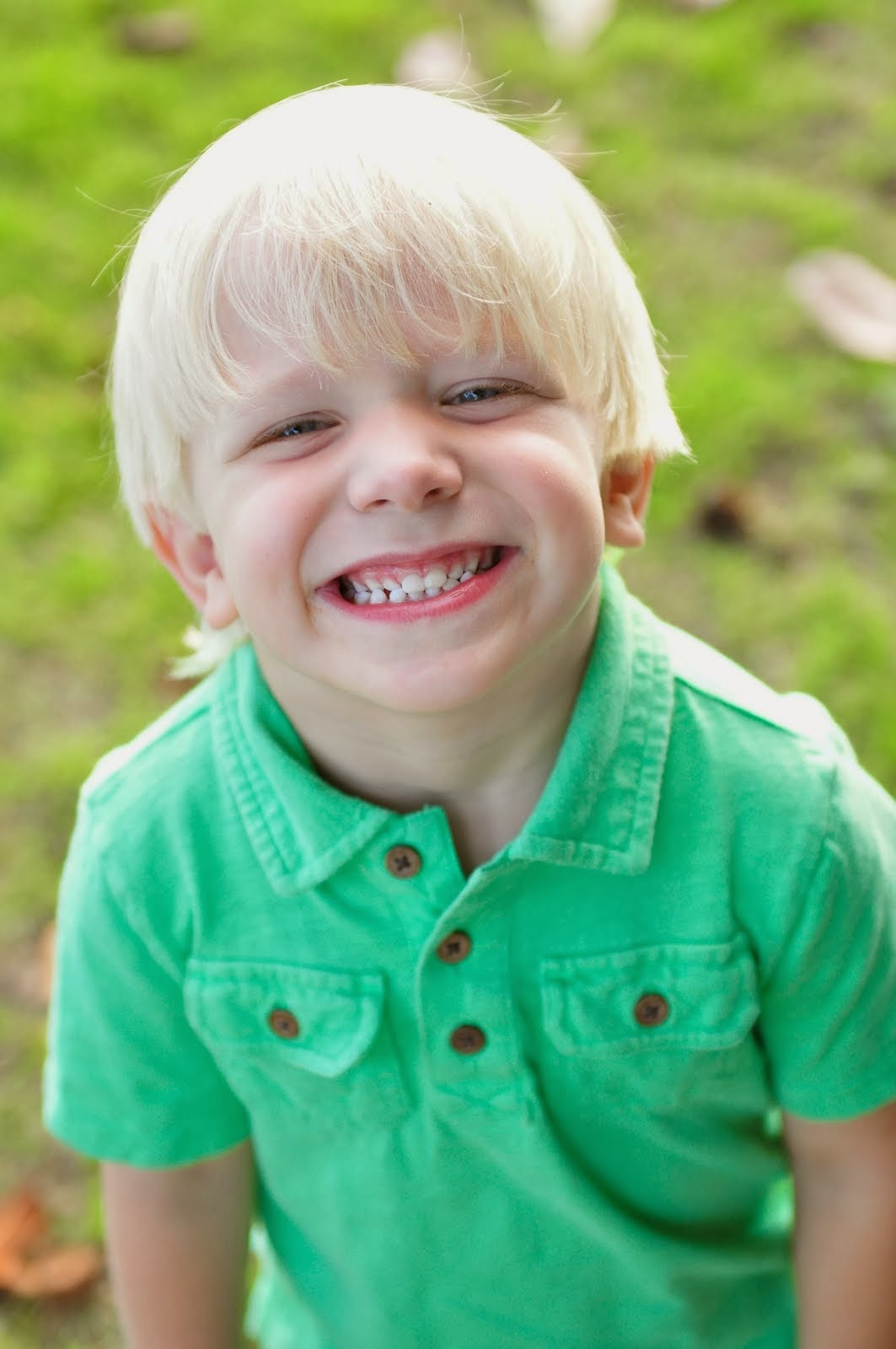 Connor 4 years old