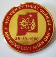 Logo HVKTQS phía Nam
