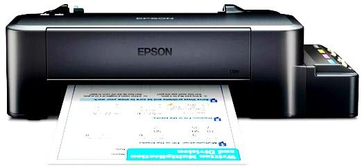 Драйвер принтера epson l120