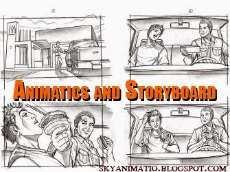 Animatics and Storyboard