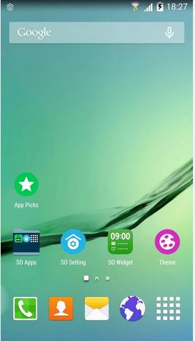 samsung s6 launcher apk free download