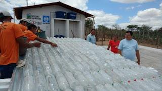 Servidores do IFPB Campus Picuí desenvolvem sistema inédito de desinfecção de água