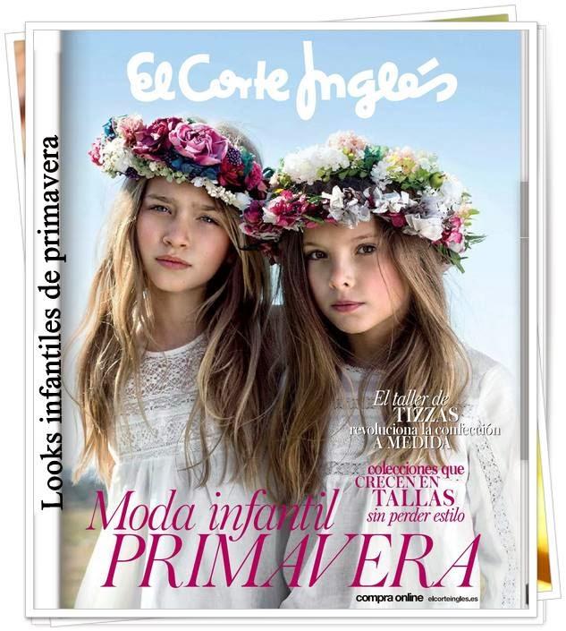 Moda Infantil Primavera 2015 ECI