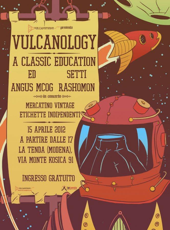 VULCANOLOGY