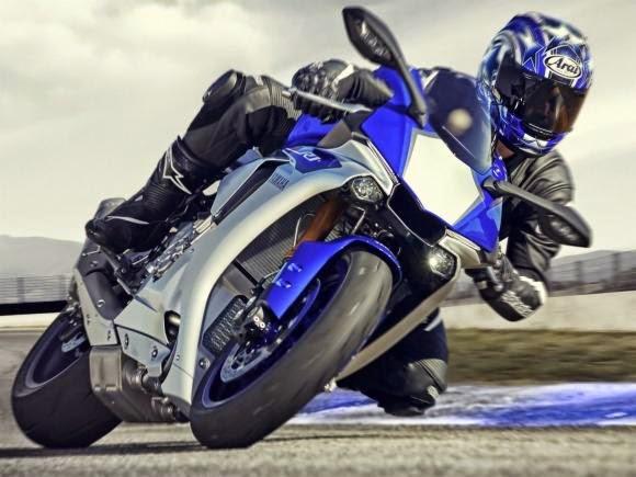 The New Yamaha YZF-R1