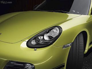 Porsche Cayman-R