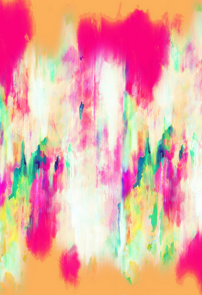 Currently loving abstract art by amy sia triple max tons for Pretty abstract paintings