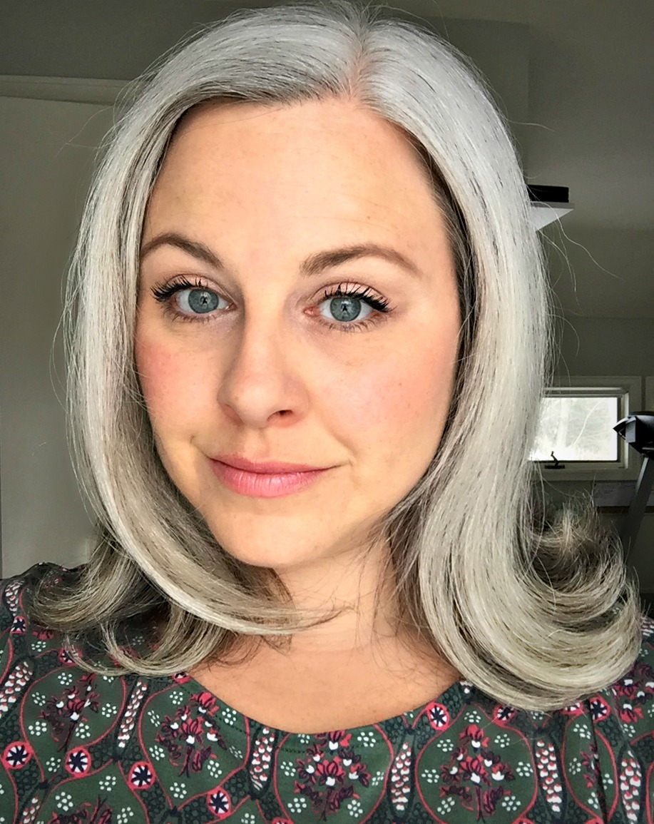 How Bourgeois: When You\'ve Got the Gray Hair Blues. My 4 Top Tips ...