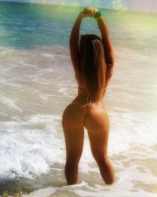 Kathy Ferreiro desnuda
