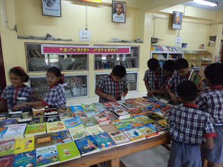 Children's Book Fair- Book Week Celebrations Kendriya Vidyalaya Kanjikode