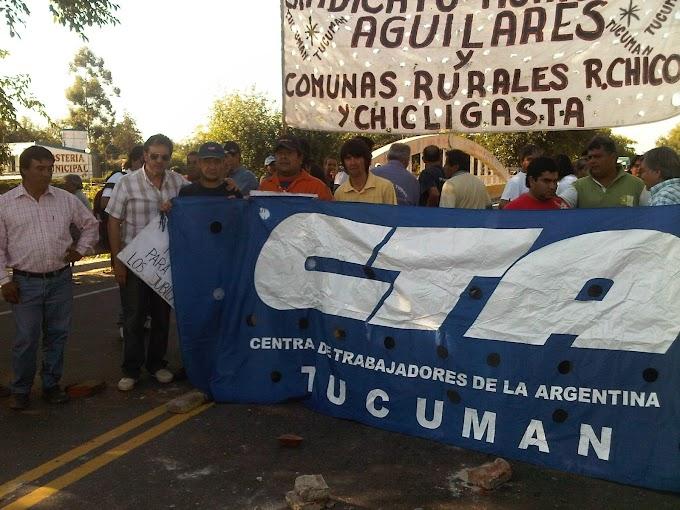 Tucumán presente en la Jornada Nacional de Lucha
