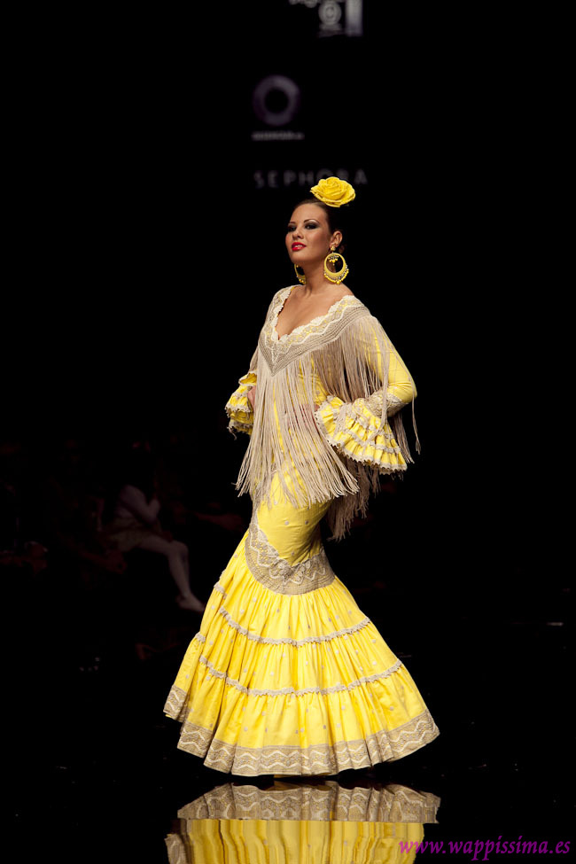 El atelier flamenco de misschemisier los mil colores de for De mil colores