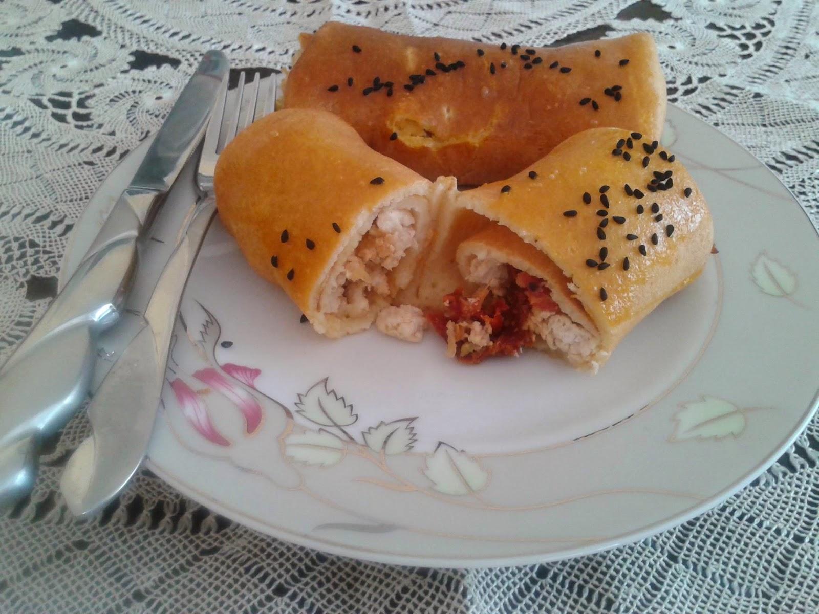 Kıymalı Krep Böreği Tarifi