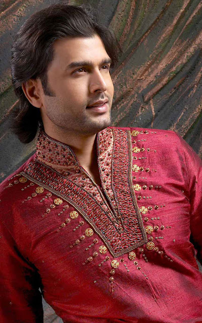 New Embroidery Designs For Men | Designs For Gents Kameez - B U0026 G Fashion