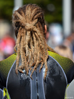 leonine dreadlocks