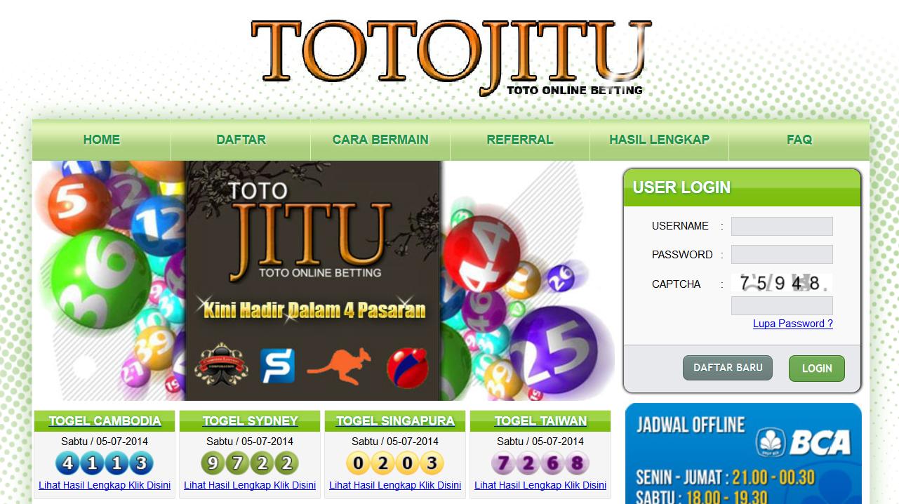 Cara Membuka Link Toto Jitu yang di Blokir Nawala dan Internet Positif