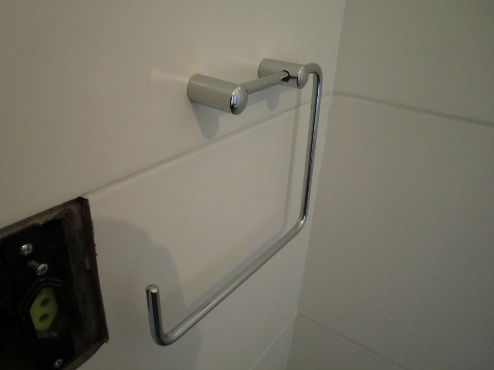 Casa e Reforma Noticias da Reforma do Apartamento  Bannheiro Pequeno Reform -> Banheiro Reformado Com Pastilha