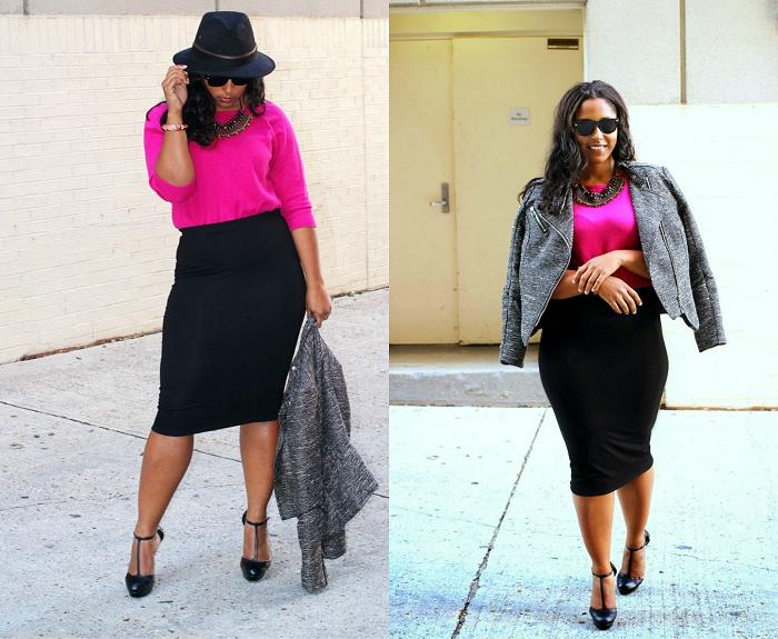 Collage+1 - DC Fashion Blogger Portfolio