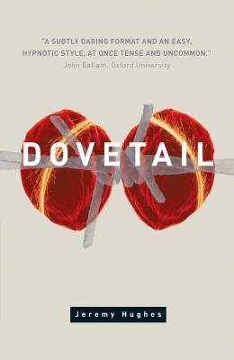 dovetail by jeremy hughes, front cover detail