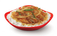 Crunchy Chicken Bulgogi Rice