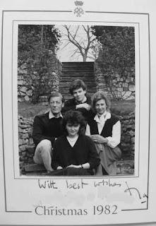Alexandra de Kent, Angus Ogilvy et leurs enfants
