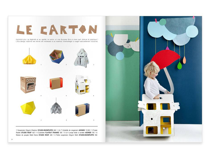 Rafa-kids : Les enfants du design magazine - Summer 2015