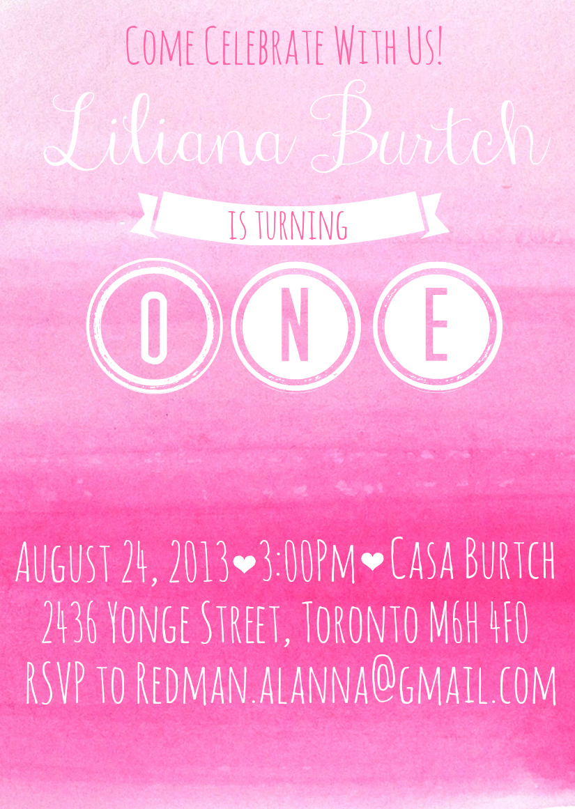 25Th Birthday Invitation as adorable invitation template