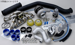 Trust Greddy turbo kit