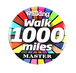 #walk1000miles 2021 COMPLETED 15th SEPTEMBER