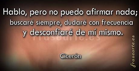 Frases famosas de Cicerón
