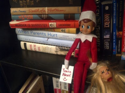 http://www.babble.com/mom/elves-gone-wild-more-hilarious-photos-of-elf-on-the-shelf